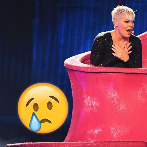 P!nk Just Cancelled Her First Show In Sydney