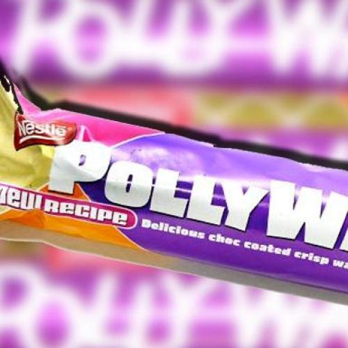 After Ten Years Away The Polly Waffle Is Back