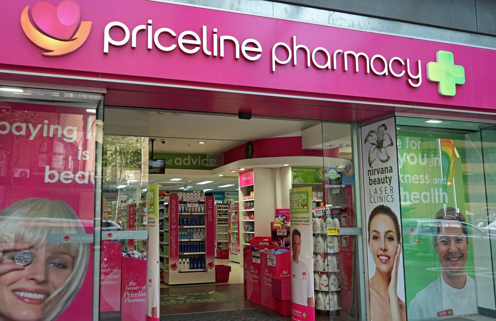 Famous Price Back Half Is Sale Perfume Priceline's 3L4jR5A