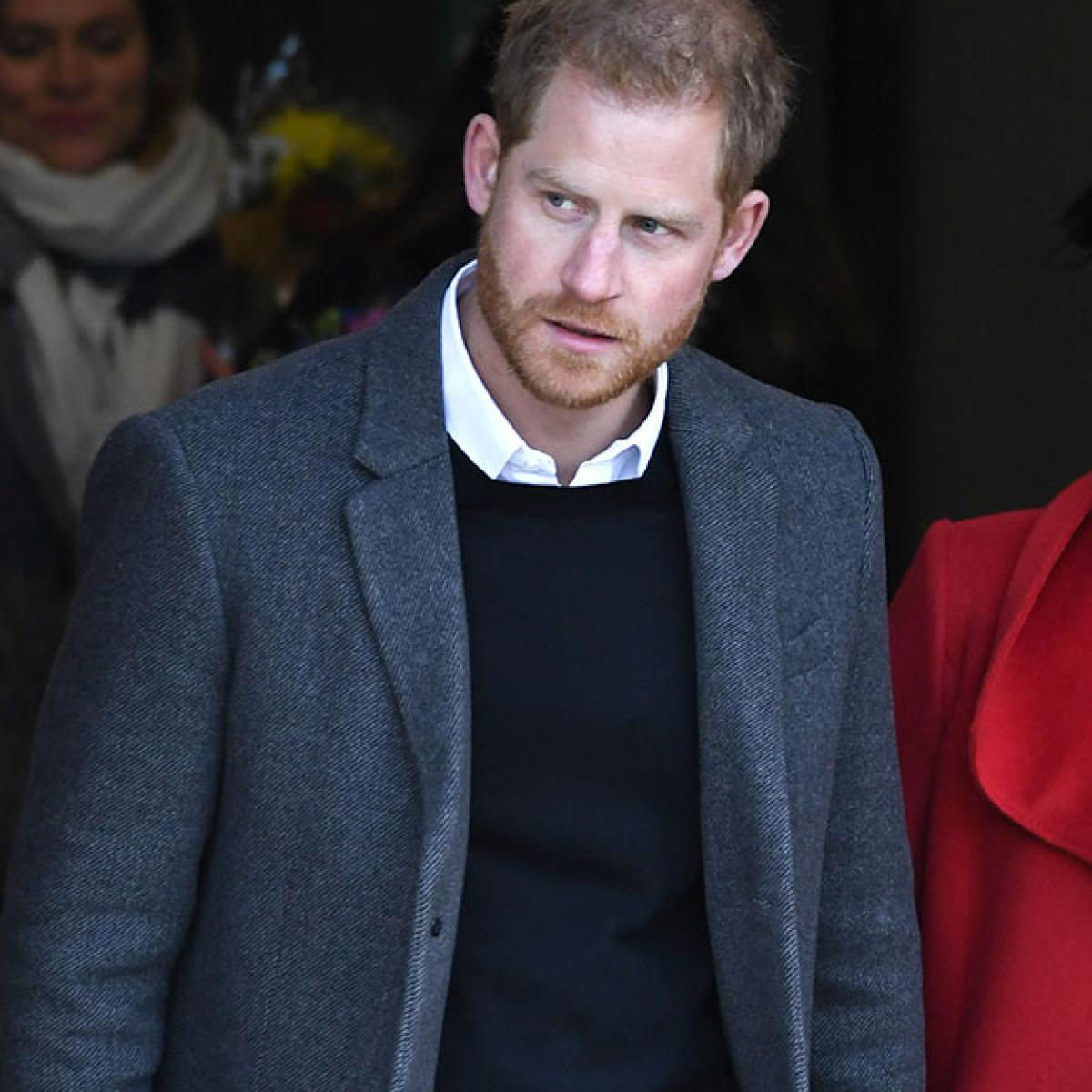 ed26503eec4 Prince Harry And Meghan Markle Confirm Their Baby's Due Date