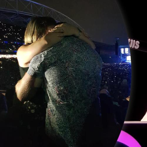 Woman Got The 'Perfect' Proposal At Ed Sheeran's Concert