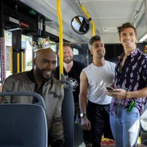 The Queer Eye Season 3 Trailer Has Dropped!
