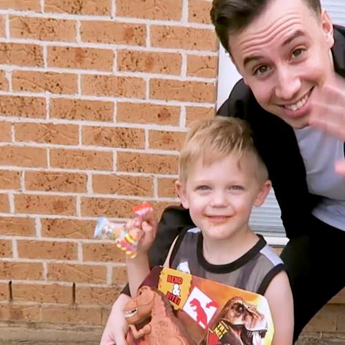 Team Kiis Goes Trick Or Treating But With One Major Twist