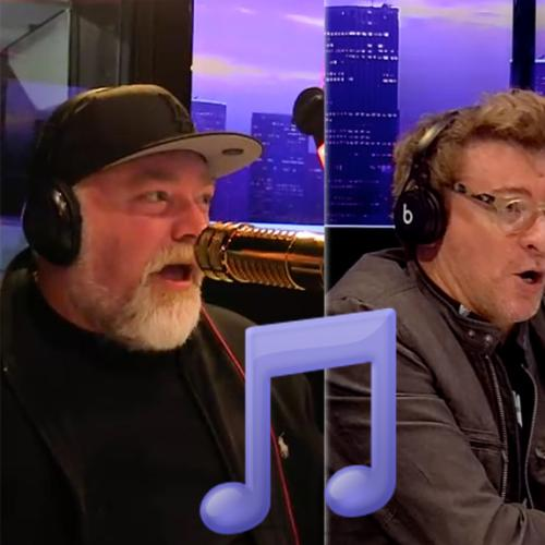 Kyle And Jackie O Have A Singalong With Rhys Darby On Air