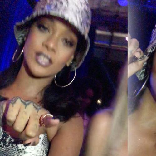Rihanna Tells Imogen She's Pissed At Kyle And Jackie O