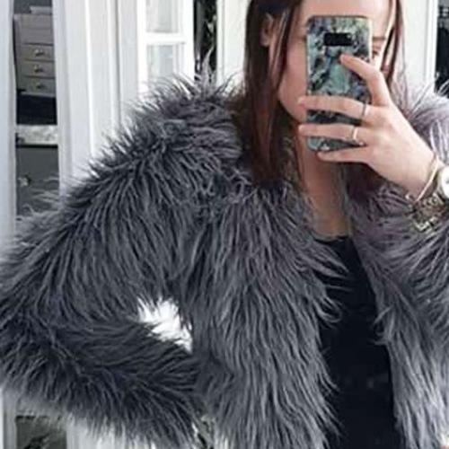 This Woman Made Her Own Faux Fur Coat For 40 BUCKS!