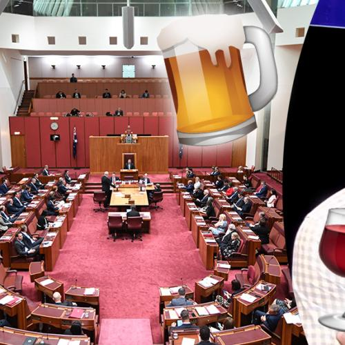 Sam Dastyari Says Politicians Vote In Parliament While Drunk