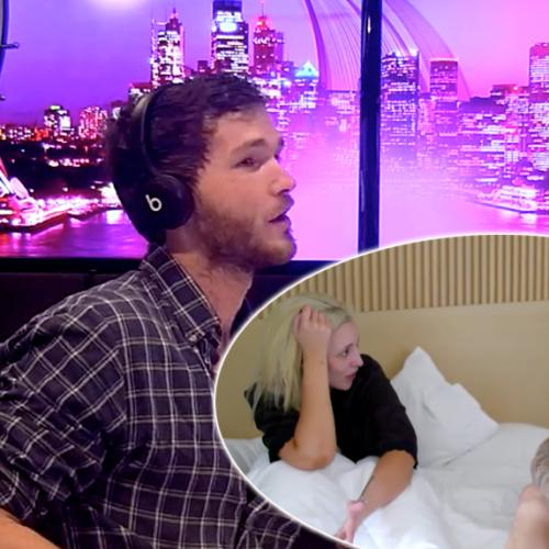 Kj SHOW: Sam From Mafs Defends His Funeral Excuse