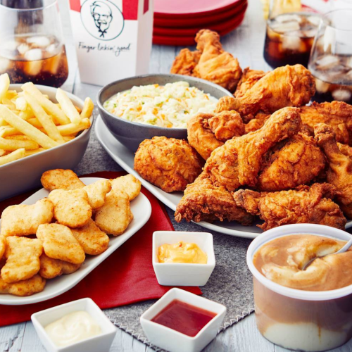 Congrats, Australia Ate More Fried Chicken Than Last Year