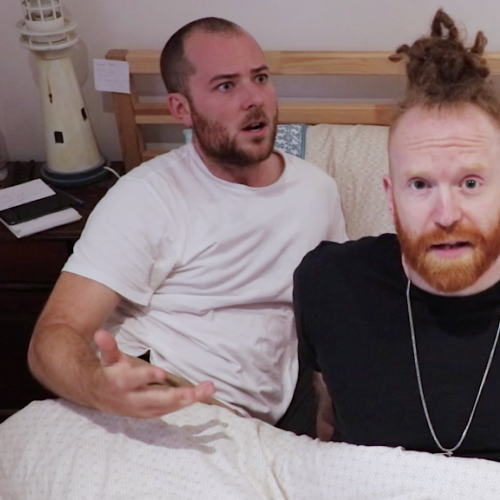 Newton Faulkner In A New Parody About Dream-Cheating