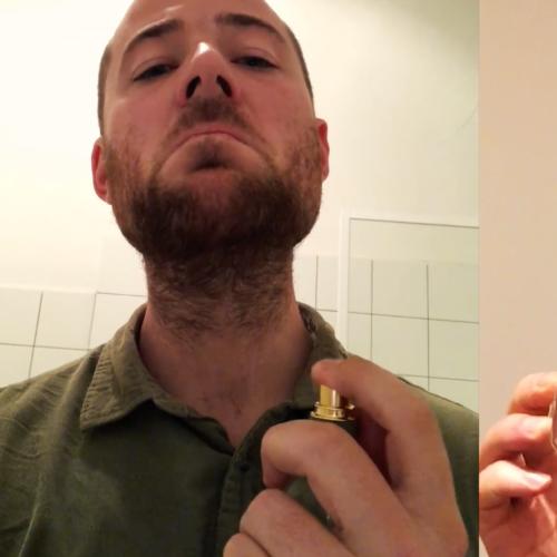 Can Wearing Women's Perfume Help Men Get Laid?