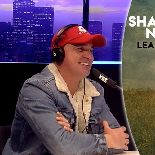 Shannon Noll Dropped A Song To Raise Money For Our Farmers