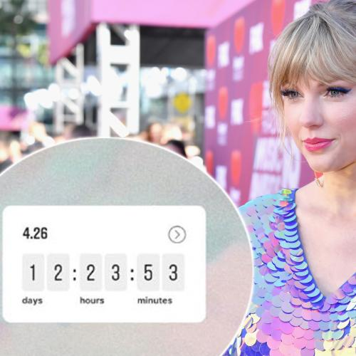 Taylor Swift Teases New Music In Cryptic Posts