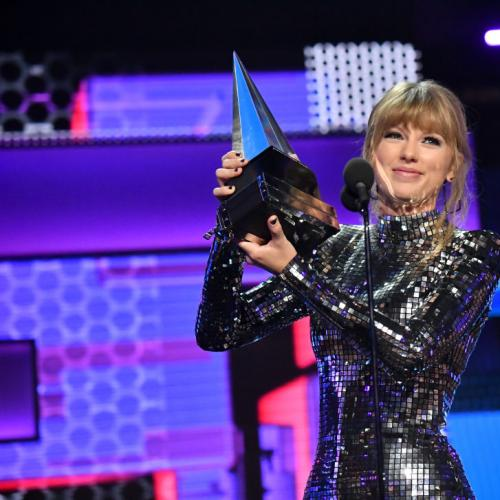 American Music Awards: Taylor Swift 'Censored' For Swearing