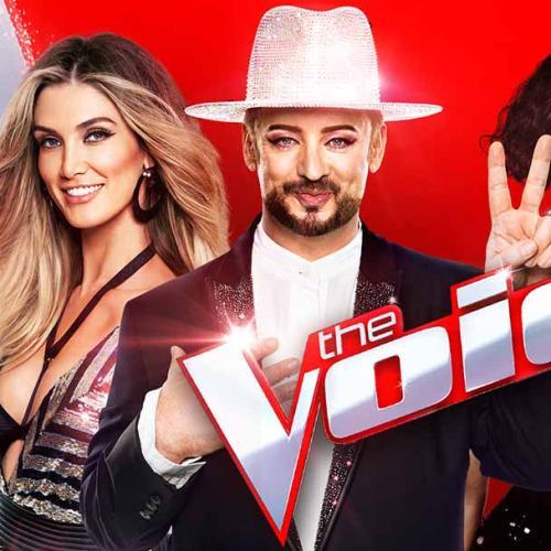 Guy Sebastian Announced As The New Coach On The Voice