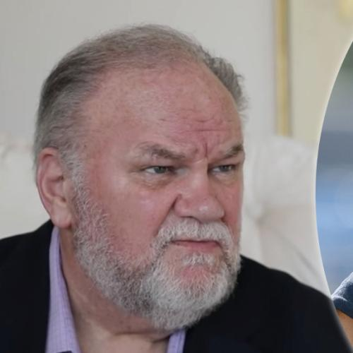 Thomas Markle Is Legit Starting His Own Clothing Line