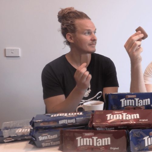 The Tim Tam Slam Will Change The Way You Eat, Forever!