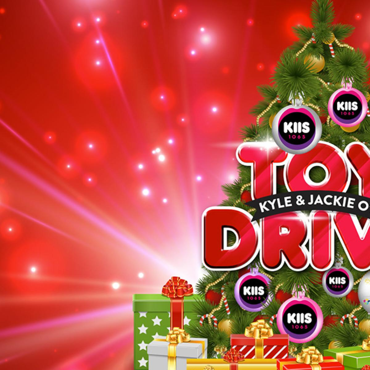 How You Can Donate To The Kyle And Jackie O Toy Drive