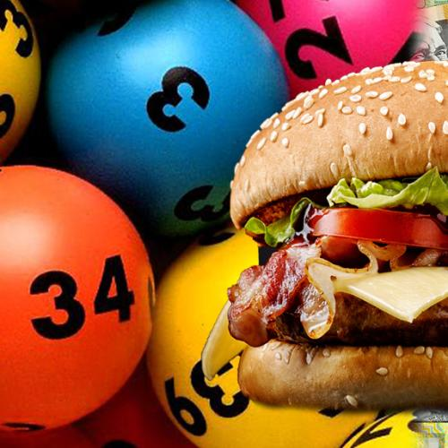 Man Trades Lotto Ticket For A Burger, Misses Out On $2.2M