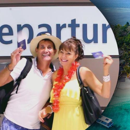 One Lucky Couple Won A Trip To Vanuatu