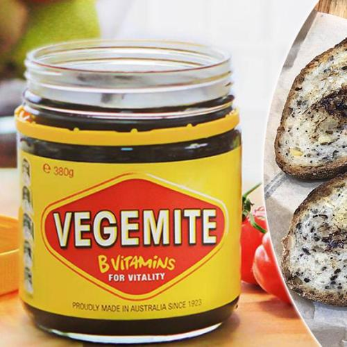 Sydney Airport Cafe's Un-Australian Vegemite Toast Serving