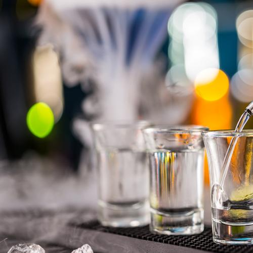 If You Freeze Your Vodka, You're Doing It All Wrong