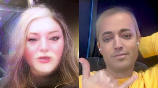 Kyle & Jackie O Tried The New Gender-Swap Filter... Here's How It Went!