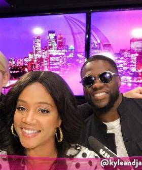 Tiffany Haddish & Kevin Hart Take The Cake For Kyle & Jackie O's Funniest Guests EVER!