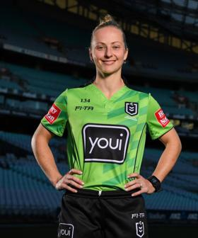 NRL Appoint First Female Referee