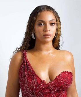 Beyoncé Slays in Voluptuous Red Gown!