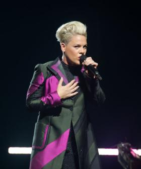 Pink Defends Her Latest Photo Of Her Kids