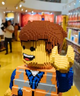 Official Lego Stores Set To Rollout Across Australia