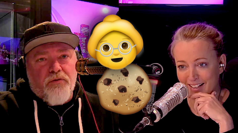 TRIPLE ZERO HERO: Old Lady Panics Over Rotten Eggs In Her Cookies