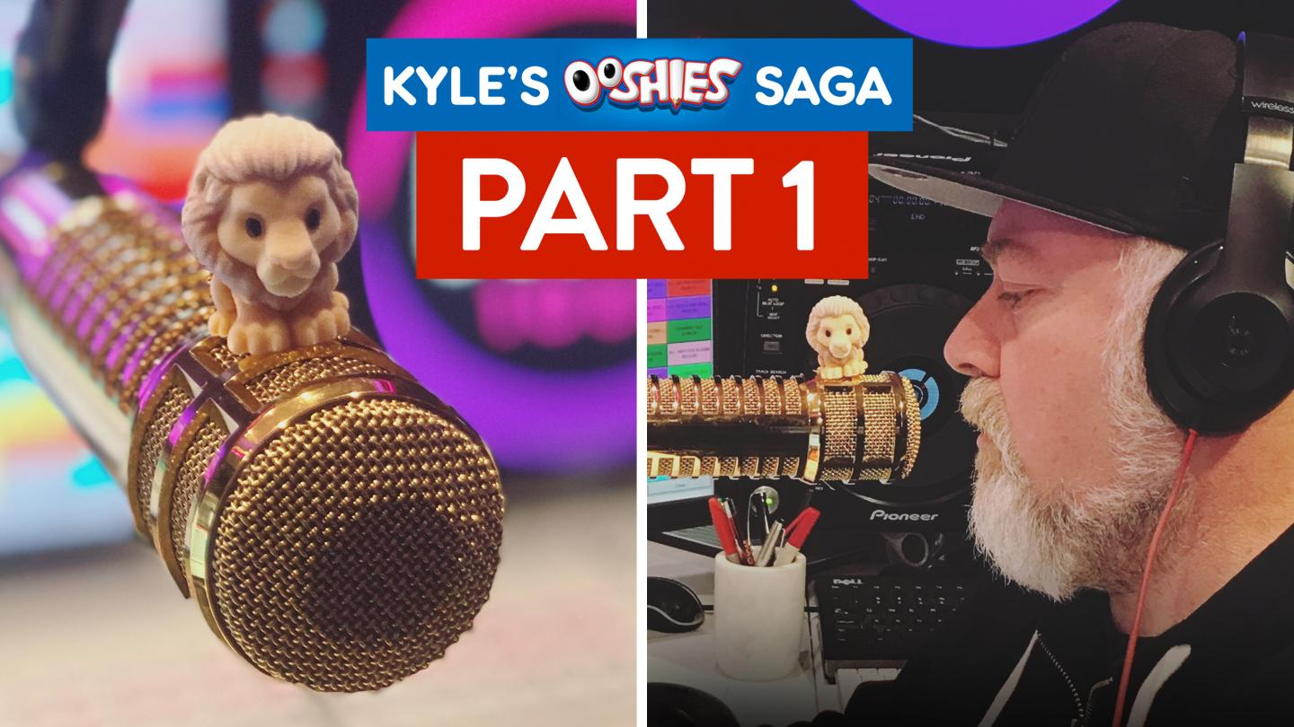 PART 1: Kyle Swaps His Rare Lion King Ooshie Collectable For A Dinosaur Egg