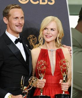 Alexander Skarsgard On Filming Sex Scenes With Nicole Kidman