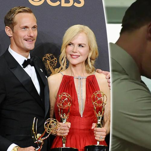Alexander Skarsgard On Filming Sex Scenes With Nicole Kidman