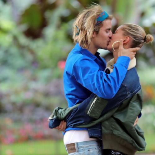 Hailey Baldwin & Justin Bieber Celebrate 1 Year Engagement Anniversary
