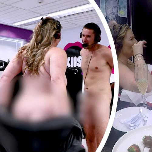 Naked First Date On Live Radio