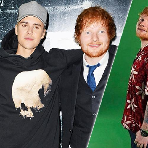 Hear Justin Bieber & Ed Sheeran's New Single 'I Don't Care'