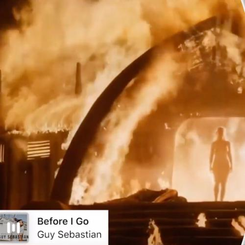 Game Of Thrones Scenes Played To 'Before I Go'