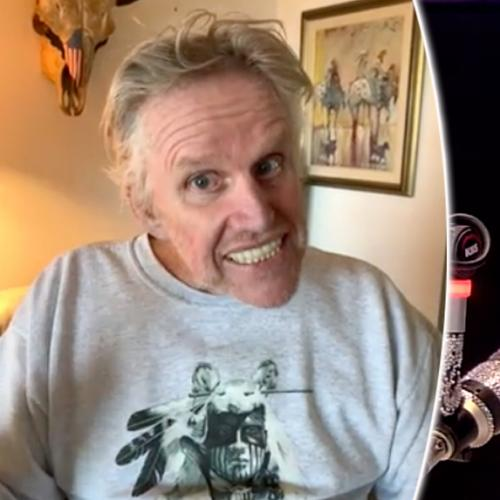 Gary Busey Gives Jackie Relationship Advice In Crazy Video
