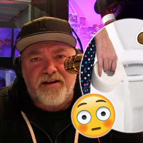 Radio Host Finds Out He's Been Pooing Wrong His Whole Life