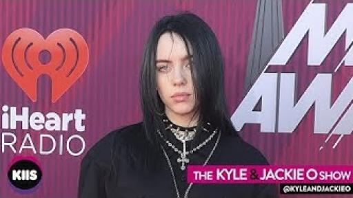 Billie Eilish 2019 Interview With Kyle & Jackie O