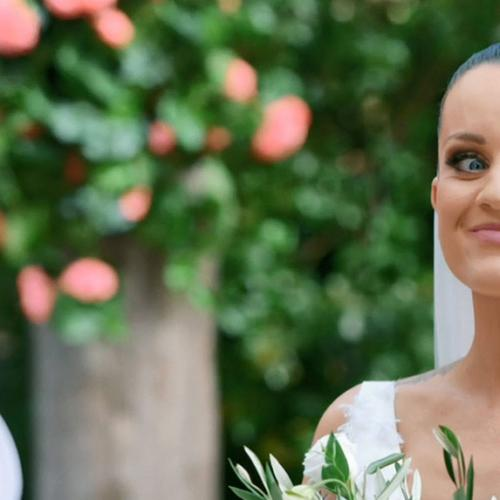 MAFS' Ines Has Just Posted A Topless Snap Online