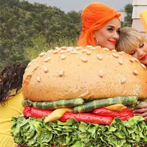 Katy Perry Features In Taylor Swift's Music Video