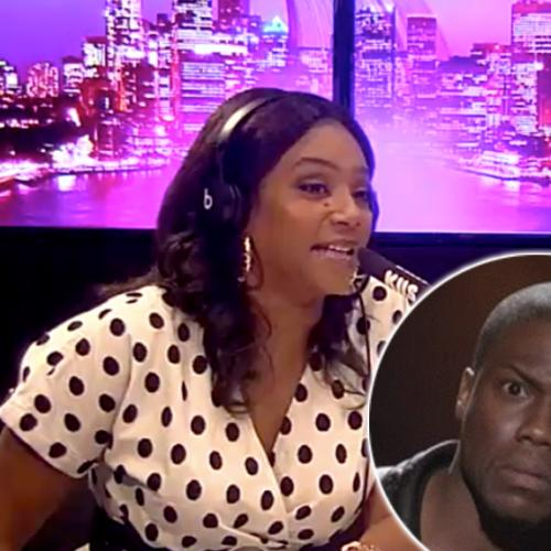 Kevin Hart Tells Us About How He Accidentally Pooed Himself