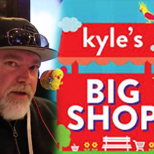 Kyle Wants To Bring Back His 'Big Shop' For The Coles Little Shop 2.0