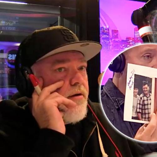 Psychic Medium John Edward Connects With Kyle's Father