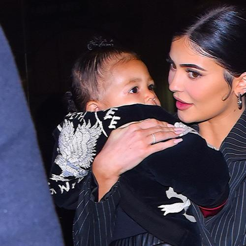 Kylie Jenner's Daughter Stormi Was Hospitalized