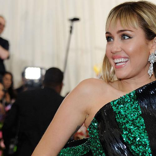 ICYMI: Miley Cyrus Teased A Potential New Single